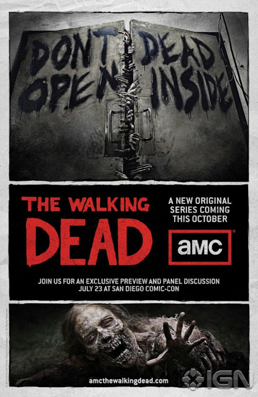 "PHBxfHBEheYUFF 1 l ""The Walking Dead"" – Posters, Fotos e Trailer."