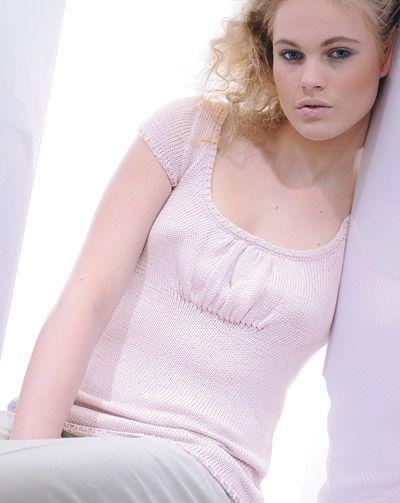 漂亮的短袖衫 - 阿明的手工坊 - 千针万线