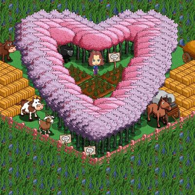 Kalp - Farmville