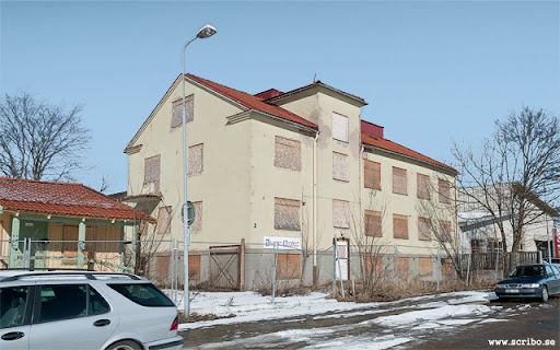 Vaccinfabriken på Östunagatan