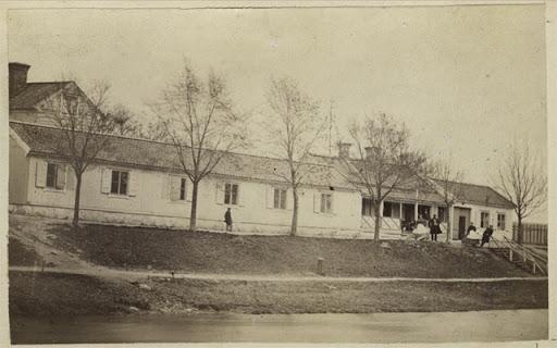 Hagalund eller Stora Fördärvet 1860