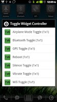 Screenshot of Toggle Widgets Pack