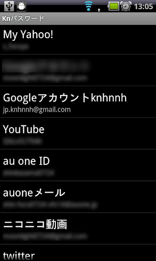 Knパスワード