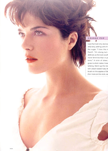 Selma Blair Wallpapers. After training at the Stella Adler Conservatory of