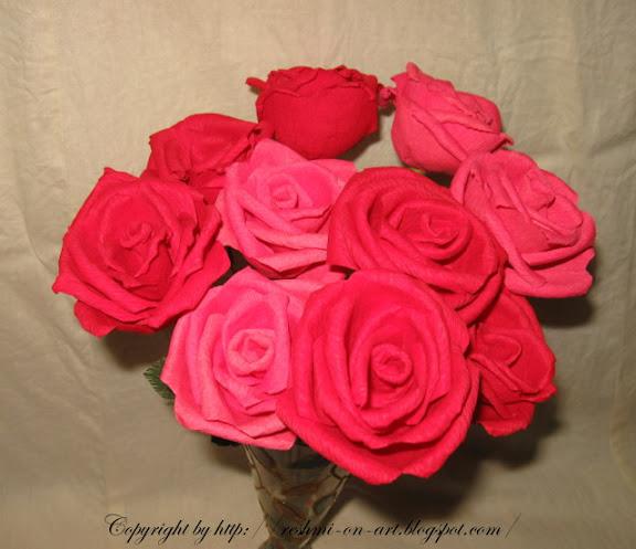Duplex-paper-roses