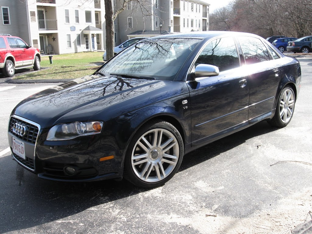 New Member Of The Audi Community 2007 S4 Deep Sea Blue North B7 Fuse Box I Took Some Pics Car Hope You Enjoy