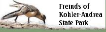 Visit Kohler-Andrea State Park Friends
