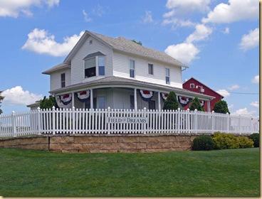 Field of Dreams House