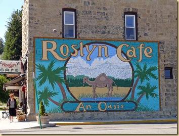 Roslyn Cafe Mural