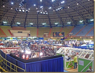 Arena Vendors