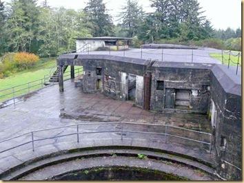 Fort Stevens Gun Mount2