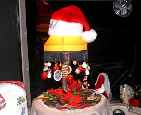 Xmas Leg Lamp