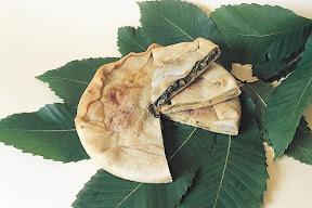 Torta verde.                credits: Archivio fotografico regione Liguria