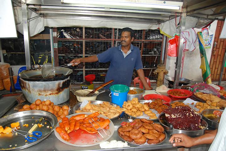Сладости в Маленькой Индии, Пинанг