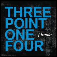 Three Point One Four [EP] Cover