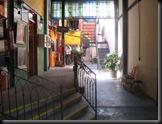 Buenos Aires - Boca - bakgård