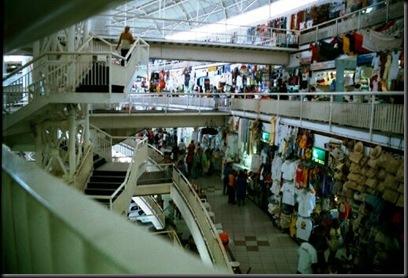 Fortaleza Mercado Central interiør
