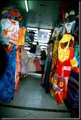 Fortaleza Mercado Central - fargerikt