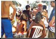 Fortaleza - tett folkliv på starnden