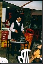 Fortaleza restaurant ved sjøkanten