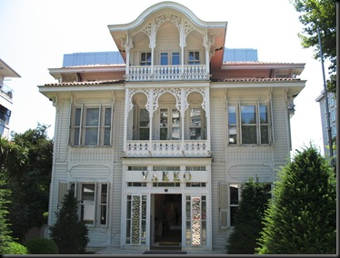 Istanbul - oginal house in Erenköy - Istanbul
