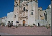 Oaxaca - kloster