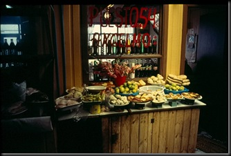 Seafood restaurant - Angelmo - Puerto Montt - Chile 1994