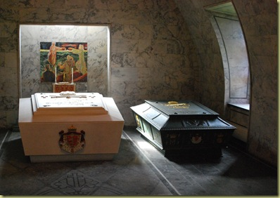 B - OsloBG -Akershus Forttress and Castle - Kongelig gravsted