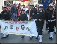 Parade 2 - unge rekrutter