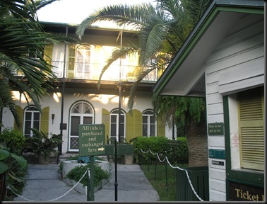Hemingways hus