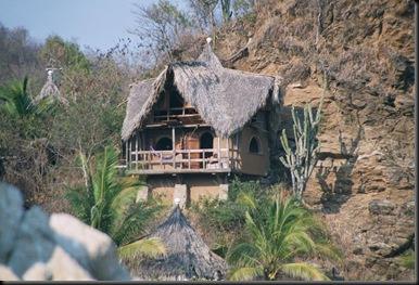 Zipolite bungalow