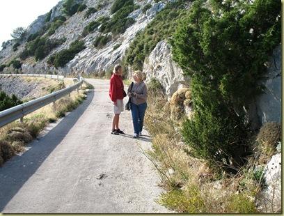Mont Caume - women talks