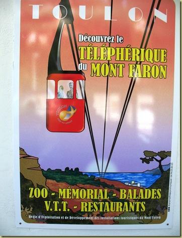Faron Telefpherique plakat