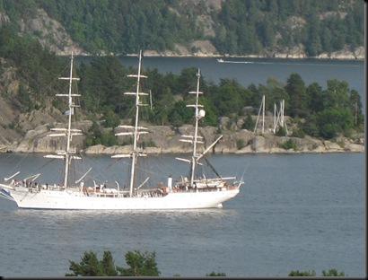 Åros - Sailship
