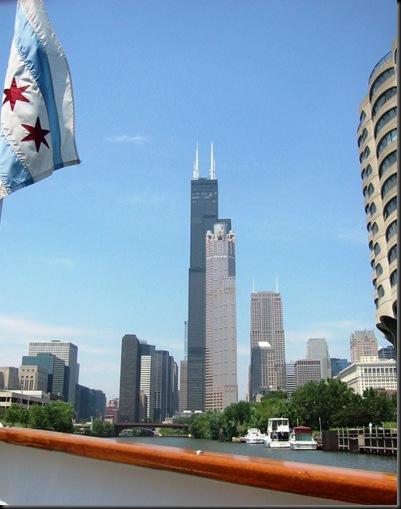 Himmelsk - Chicago skyskrapere
