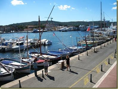 St Tropez Harbour 2