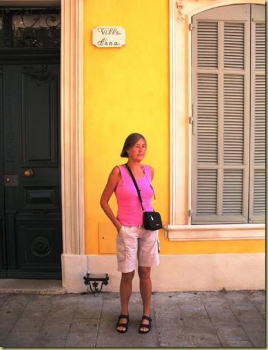 St Tropez - Villa Anna