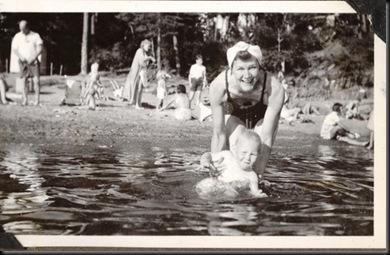 Paradisbukten 1946