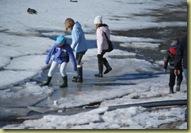 B Hvervenbukta - er isen sikker