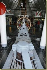 Fram - Steering deck