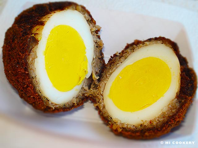 Scotch Eggs | HI COOKERY