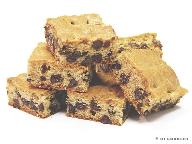 Blondies | HI COOKERY