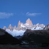 Early morning, Cerro Fitz-Roy