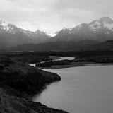 Rio Paine and Lago Paine