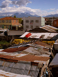 View from the roof of casa de Albornoz
