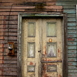 Some very interesting old doors