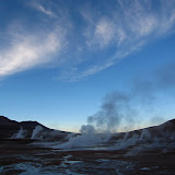 Taito geysers