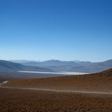Approaching Laguna Colorada