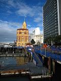 Ferry Building, Auckland