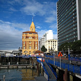 Ferry Building, Auckland